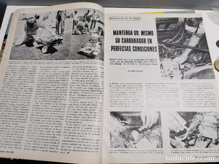 Libros de segunda mano: REVISTA MECANICA POPULAR - MAYO 1962 - 27.5CM X 21CM - PEDIDO MINIMO TOTAL DE ENVIO 6€ - Foto 7 - 204769151