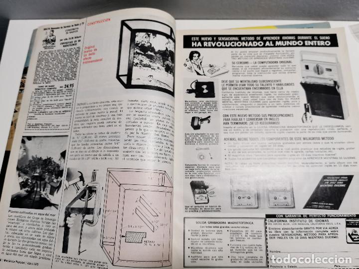 Libros de segunda mano: REVISTA MECANICA POPULAR - MAYO 1962 - 27.5CM X 21CM - PEDIDO MINIMO TOTAL DE ENVIO 6€ - Foto 8 - 204769151