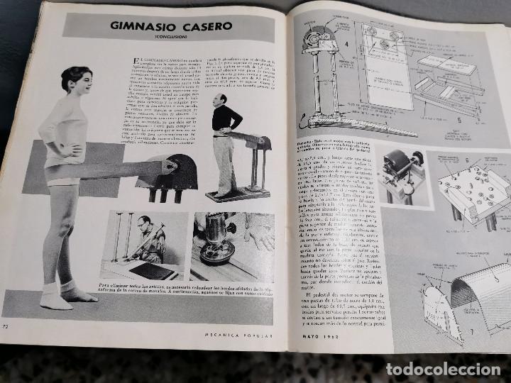 Libros de segunda mano: REVISTA MECANICA POPULAR - MAYO 1962 - 27.5CM X 21CM - PEDIDO MINIMO TOTAL DE ENVIO 6€ - Foto 9 - 204769151