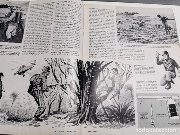 Libros de segunda mano: REVISTA MECANICA POPULAR - MAYO 1962 - 27.5CM X 21CM - PEDIDO MINIMO TOTAL DE ENVIO 6€ - Foto 11 - 204769151