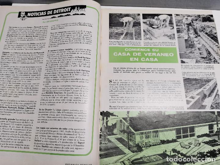 Libros de segunda mano: REVISTA MECANICA POPULAR - MAYO 1962 - 27.5CM X 21CM - PEDIDO MINIMO TOTAL DE ENVIO 6€ - Foto 13 - 204769151