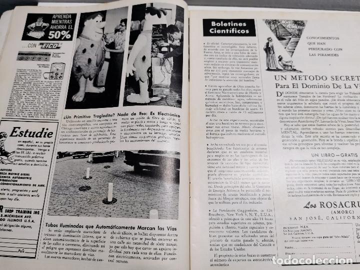 Libros de segunda mano: REVISTA MECANICA POPULAR - MAYO 1962 - 27.5CM X 21CM - PEDIDO MINIMO TOTAL DE ENVIO 6€ - Foto 14 - 204769151