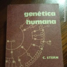 Libros de segunda mano: GENETICA HUMANA.C STERN.. Lote 235339305