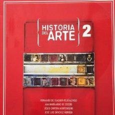 Libros de segunda mano: HISTORIA DEL ARTE 2. BACHILLERATO S.M. VV.AA. + GLOSARIO VISUAL DE ARTE.. Lote 235389325