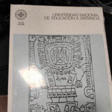 Libros de segunda mano: MARIO HERNANDEZ SANCHEZ-BARBA. HISTORIA DE AMÉRICA. UNIDAD DIDÁCTICA. UNED. 1988. A ESTRENAR. Lote 235490945