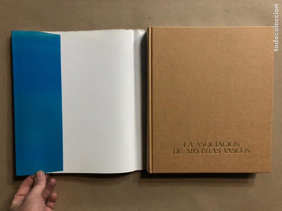 Libros de segunda mano: LA ASOCIACIÓN DE ARTISTAS VASCOS. PILAR MUR PASTOR. EDITA: MUSEO DE BELLAS ARTES DE BILBAO 1985 - Foto 2 - 235534280
