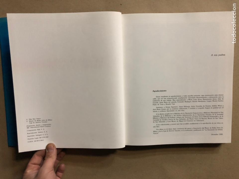 Libros de segunda mano: LA ASOCIACIÓN DE ARTISTAS VASCOS. PILAR MUR PASTOR. EDITA: MUSEO DE BELLAS ARTES DE BILBAO 1985 - Foto 4 - 235534280