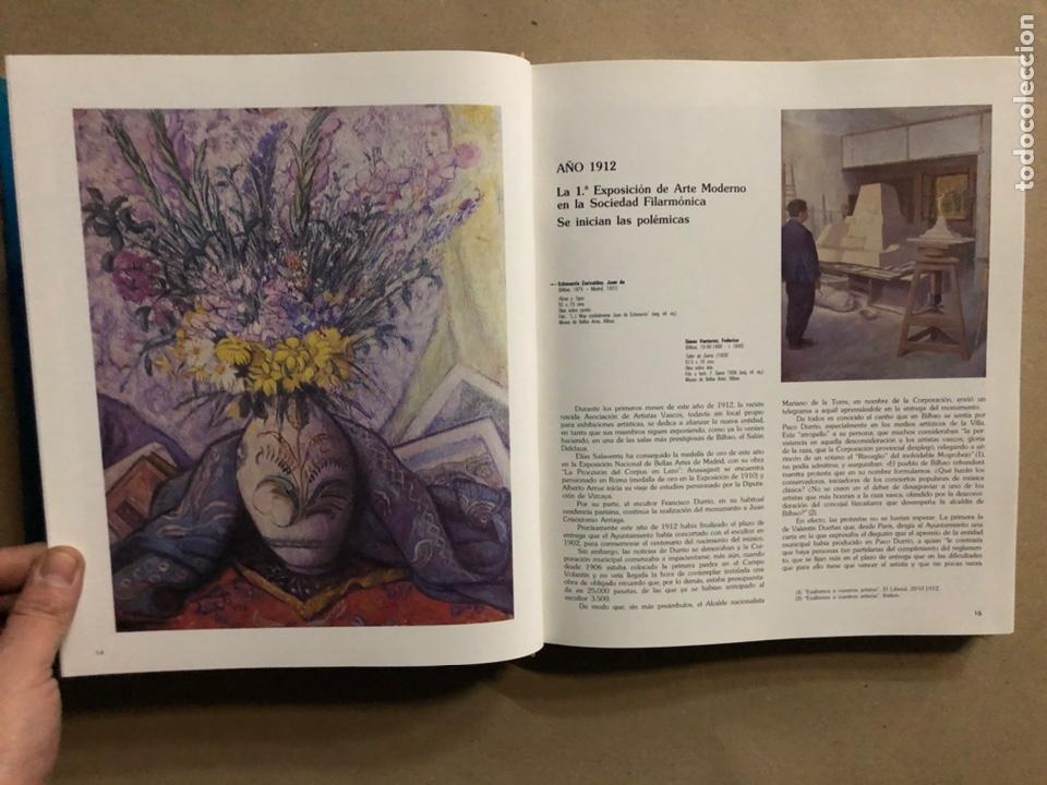 Libros de segunda mano: LA ASOCIACIÓN DE ARTISTAS VASCOS. PILAR MUR PASTOR. EDITA: MUSEO DE BELLAS ARTES DE BILBAO 1985 - Foto 6 - 235534280