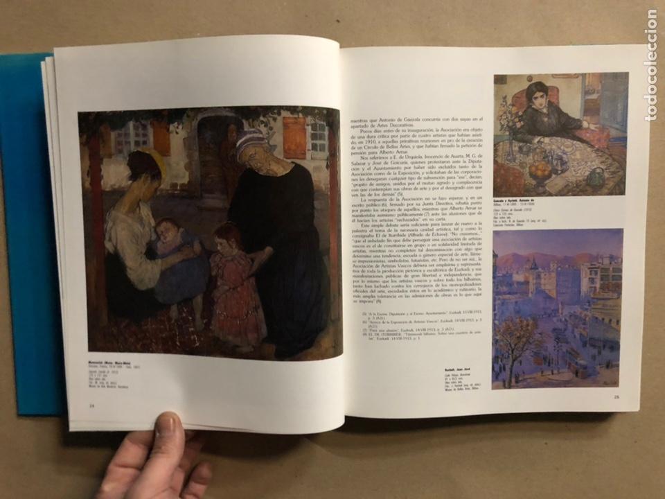 Libros de segunda mano: LA ASOCIACIÓN DE ARTISTAS VASCOS. PILAR MUR PASTOR. EDITA: MUSEO DE BELLAS ARTES DE BILBAO 1985 - Foto 7 - 235534280