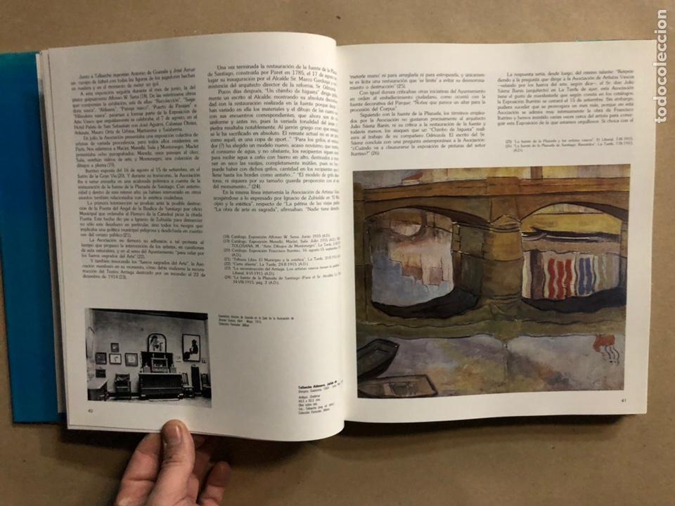 Libros de segunda mano: LA ASOCIACIÓN DE ARTISTAS VASCOS. PILAR MUR PASTOR. EDITA: MUSEO DE BELLAS ARTES DE BILBAO 1985 - Foto 8 - 235534280