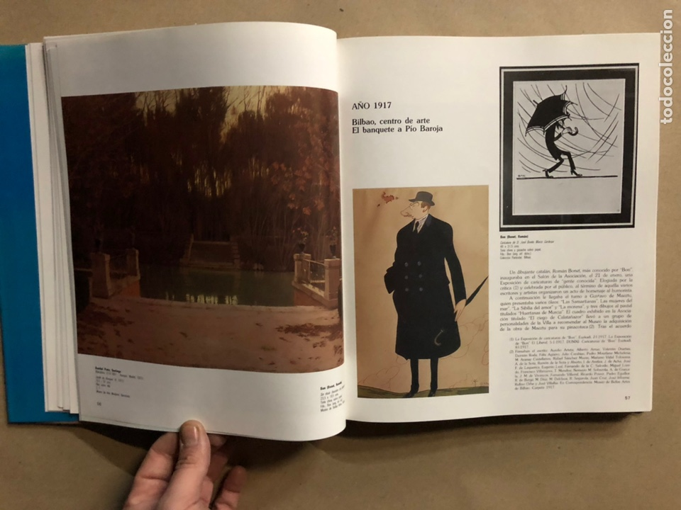 Libros de segunda mano: LA ASOCIACIÓN DE ARTISTAS VASCOS. PILAR MUR PASTOR. EDITA: MUSEO DE BELLAS ARTES DE BILBAO 1985 - Foto 9 - 235534280