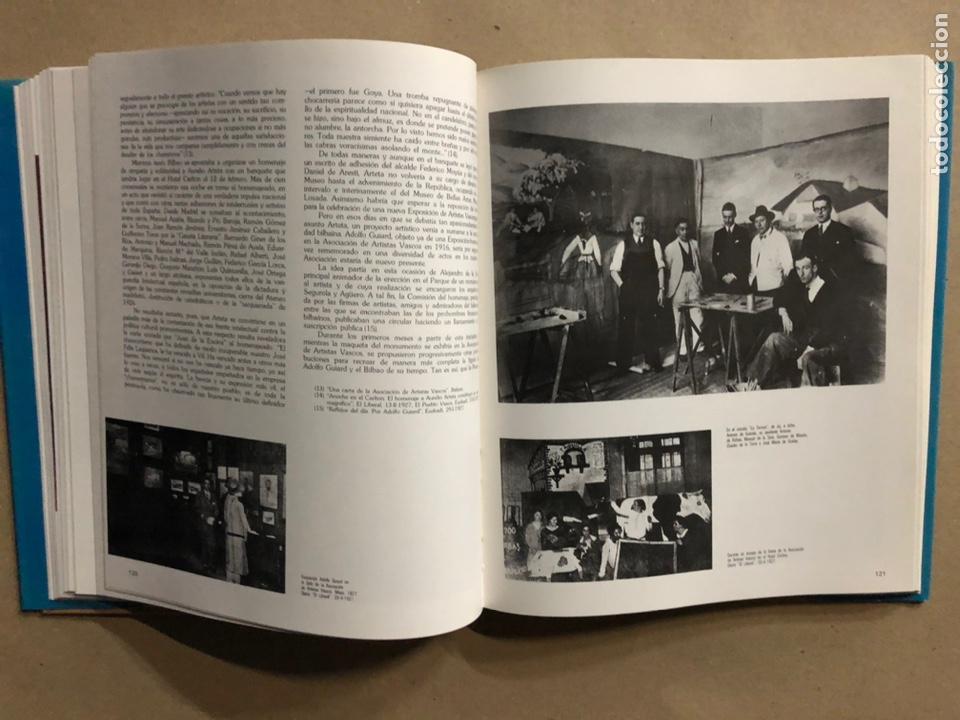 Libros de segunda mano: LA ASOCIACIÓN DE ARTISTAS VASCOS. PILAR MUR PASTOR. EDITA: MUSEO DE BELLAS ARTES DE BILBAO 1985 - Foto 12 - 235534280
