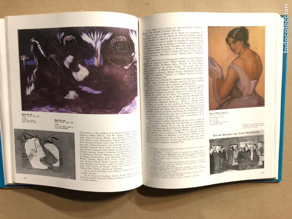 Libros de segunda mano: LA ASOCIACIÓN DE ARTISTAS VASCOS. PILAR MUR PASTOR. EDITA: MUSEO DE BELLAS ARTES DE BILBAO 1985 - Foto 13 - 235534280