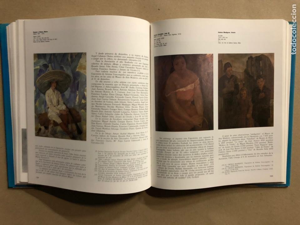 Libros de segunda mano: LA ASOCIACIÓN DE ARTISTAS VASCOS. PILAR MUR PASTOR. EDITA: MUSEO DE BELLAS ARTES DE BILBAO 1985 - Foto 14 - 235534280