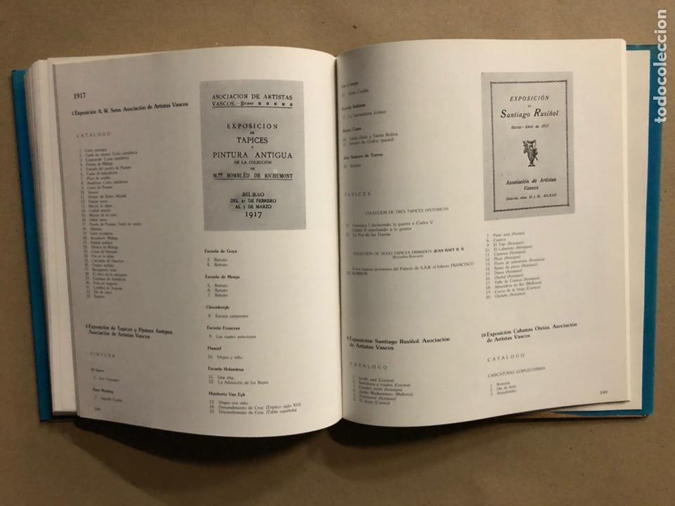 Libros de segunda mano: LA ASOCIACIÓN DE ARTISTAS VASCOS. PILAR MUR PASTOR. EDITA: MUSEO DE BELLAS ARTES DE BILBAO 1985 - Foto 18 - 235534280