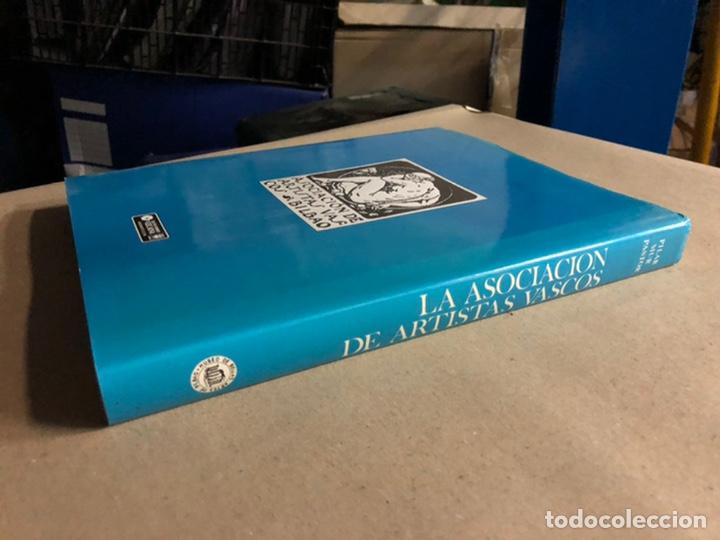 Libros de segunda mano: LA ASOCIACIÓN DE ARTISTAS VASCOS. PILAR MUR PASTOR. EDITA: MUSEO DE BELLAS ARTES DE BILBAO 1985 - Foto 22 - 235534280