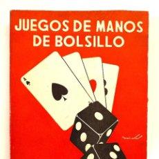 Libros de segunda mano: CONJUNTO DE CINCO LIBROS DE MAGIA. WENCESLAU CIURÓ.. Lote 235571250