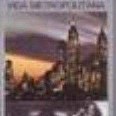 Livres d'occasion: VIDA METROPOLITANA - FRAN LEBOWITZ. Lote 235590840
