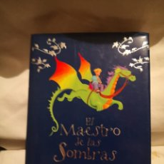 Libros de segunda mano: EL MAESTRO DE LAS SOMBRAS, DE ÁNGELA SOMME-BODENBURG. Lote 235592825