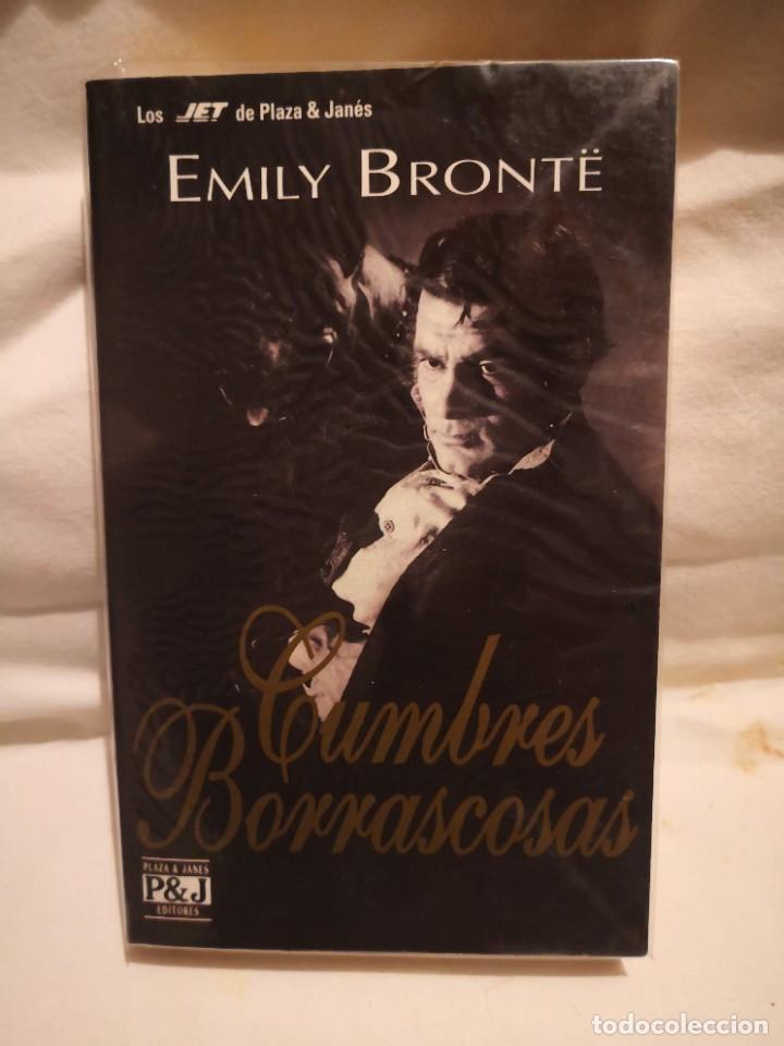 CUMBRES BORRASCOSAS, DE EMILY BRONTE (Libros de Segunda Mano - Literatura Infantil y Juvenil - Otros)