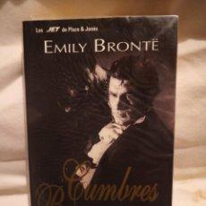 Libros de segunda mano: CUMBRES BORRASCOSAS, DE EMILY BRONTE. Lote 235602050
