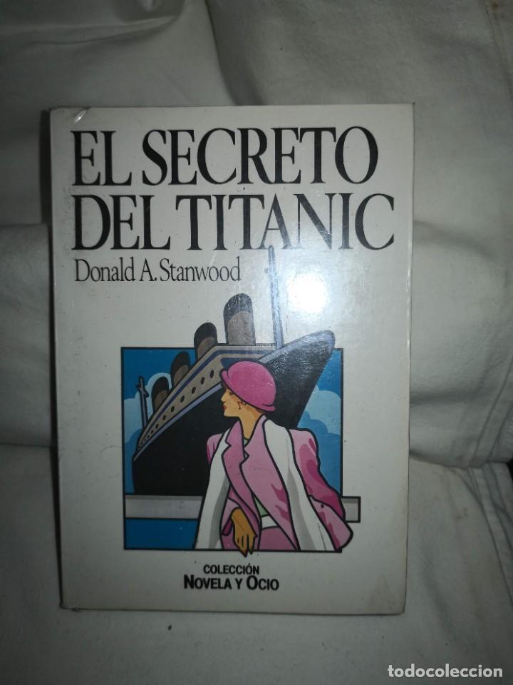 EL SECRETO DEL TITANIC DE DONALD A. STANDWOOD. SALVAT. 1978. (Libros de Segunda Mano - Literatura Infantil y Juvenil - Otros)