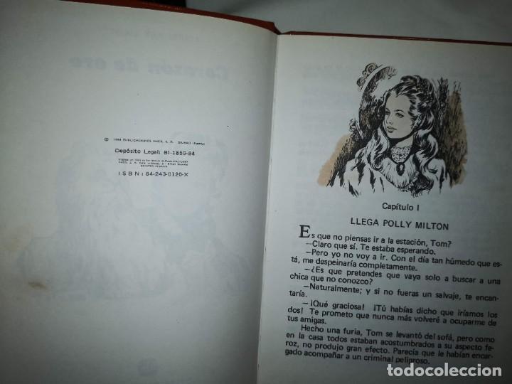 Libros de segunda mano: CORAZÓN DE ORO de Louise May Alcott - Foto 3 - 235611360