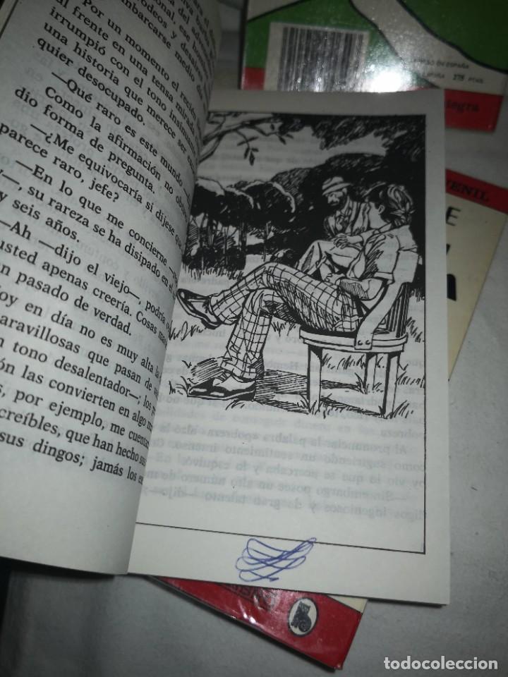 Libros de segunda mano: LA SOLEDAD DEL CORREDOR DE FONDO Y 2 TÍTULOS MÁS - Foto 6 - 235612380