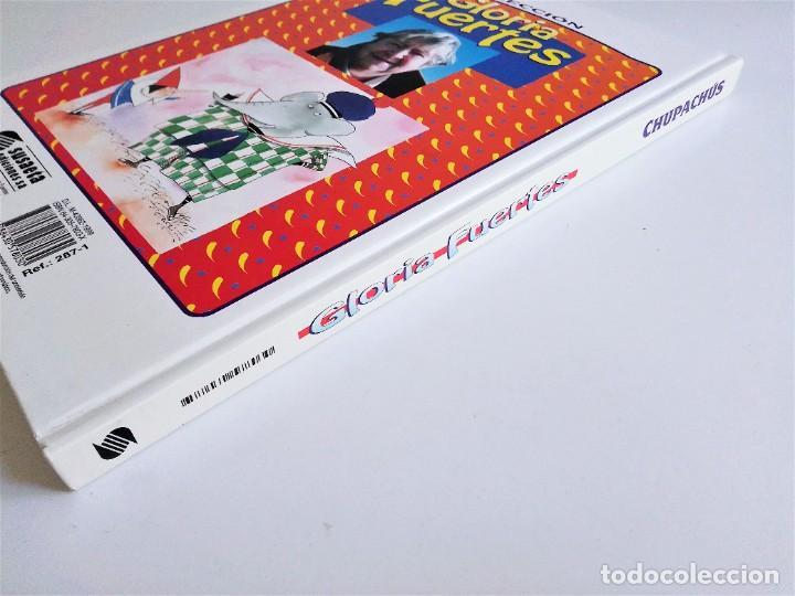 Libros de segunda mano: CHUPACHÚS de Gloria Fuertes, ACERTIJOS, CHISTES Y CANCIONES Margarita Menéndez, Susaeta Ediciones - Foto 3 - 235642425