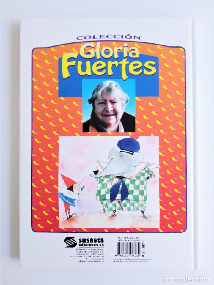 Libros de segunda mano: CHUPACHÚS de Gloria Fuertes, ACERTIJOS, CHISTES Y CANCIONES Margarita Menéndez, Susaeta Ediciones - Foto 4 - 235642425