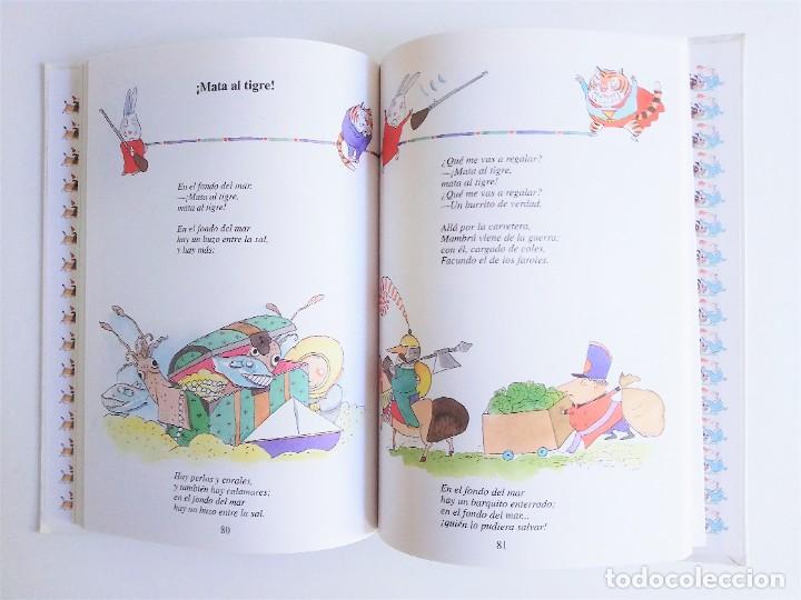 Libros de segunda mano: CHUPACHÚS de Gloria Fuertes, ACERTIJOS, CHISTES Y CANCIONES Margarita Menéndez, Susaeta Ediciones - Foto 5 - 235642425