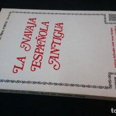 Libros de segunda mano: 1980 - MARTÍNEZ DEL PERAL FORTON - LA NAVAJA ESPAÑOLA ANTIGUA. Lote 235695960