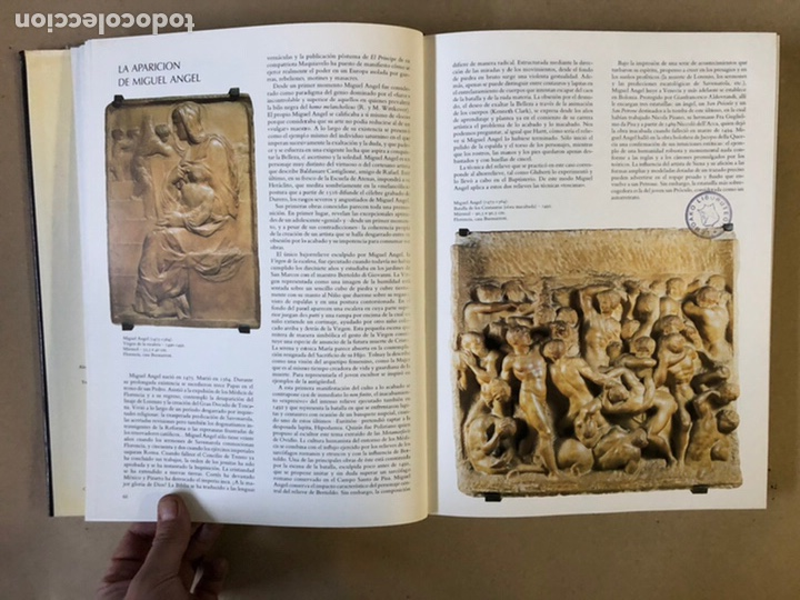 Libros de segunda mano: LA ESCULTURA, HISTORIA DE UN ARTE (LA TRADICIÓN DE LA ESCULTURA ANTIGUA DESDE EL S.XV AL XVIII - Foto 10 - 235704970