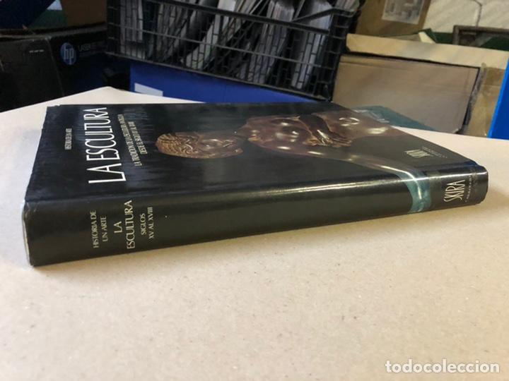 Libros de segunda mano: LA ESCULTURA, HISTORIA DE UN ARTE (LA TRADICIÓN DE LA ESCULTURA ANTIGUA DESDE EL S.XV AL XVIII - Foto 21 - 235704970