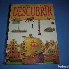 Libros de segunda mano: ENCICLOPEDIA DESCUBRIR DE SALVAT. Lote 235714720