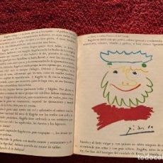 Libros de segunda mano: 1965. LA GAVILLA DE FÁBULAS SIN AMOR. CAMILO JOSÉ CELA. ILUSTRADO 32C DIBUJOS PABLO PICASSO. Lote 235991215