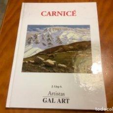 Libros de segunda mano: LIBRO ALBERT CARNICE PINTOR DE SABADELL. Lote 236222950