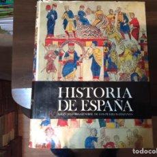 Libros de segunda mano: EDAD MEDIA. SIGLOS V AL XII. INSTITUTO GALLACH. HISTORIA DE ESPAÑA. Lote 236237065