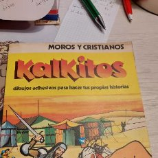 Libros de segunda mano: KALKITOS MOROS Y CRISTIANOS. Lote 236245970
