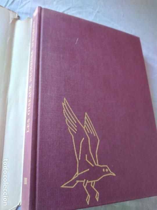 Libros de segunda mano: Las aves reproductoras de Europa(Volumen 3). les oiseau nicheurs d´europe,paul géroudet,1967,frances - Foto 2 - 236298945