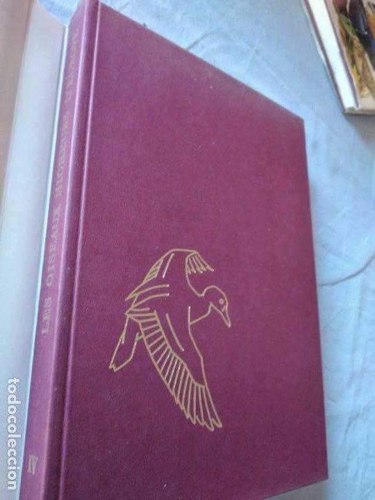 Libros de segunda mano: Las aves reproductoras de Europa(Volumen 4). les oiseau nicheurs d´europe,paul géroudet,1962,frances - Foto 2 - 236299050