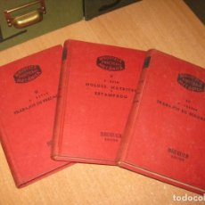 Libros de segunda mano: 7 LIBROS DE BIBLIOTECA PRACTICA DE MECANICA. Lote 236299105