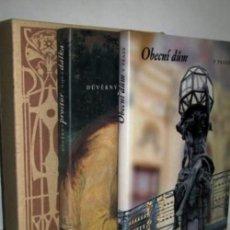 Libri di seconda mano: ART NOUVEAU. ARTE. ENIGMA. REPUBLICA CHECA. PRAGA. 2 TOMOS EN ESTUCHE. LEER DESCRIPCION. VER FOTOS. Lote 236460675