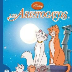 Libros de segunda mano: LOS ARISTOGATOS. WALT DISNEY. EVEREST. Lote 236504770