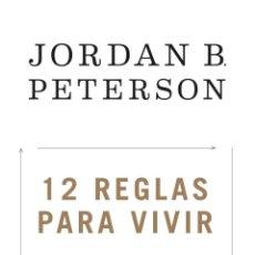 Libros de segunda mano: 12 REGLAS PARA VIVIR. Lote 236551345