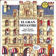 Libros de segunda mano: EL GRAN DESASTRE. Lote 236551415