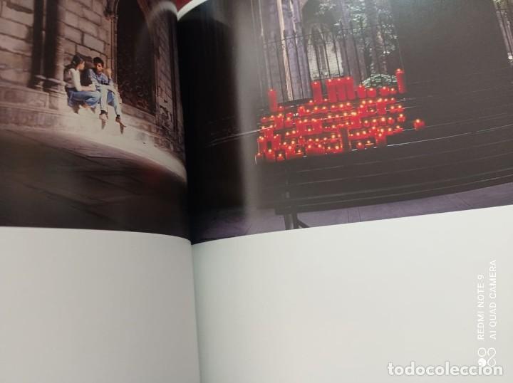 Libros de segunda mano: BARCELONA (PRÓLOGO MANUEL VÁZQUEZ MONTALBAN) 1999 FOTOGRAFÍAS PERE VIVAS & FRANCISCO ONTAÑÓN - Foto 4 - 236566905