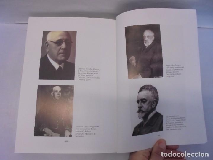 Libros de segunda mano: TESTIGO DE UNA EPOCA. EL BANCO DE SANTANDER EN LA ECONOMIA DE CANTABRIA. 1857-1945. A.GUTIERREZ 2006 - Foto 14 - 236631315