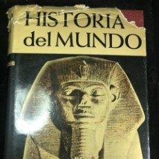 Libros de segunda mano: HISTORIA DEL MUNDO. ERNST JOSEPH GORLICH, 1967 EDICIONES MARTINEZ ROCA 1ª EDICIÓN.. Lote 236688275