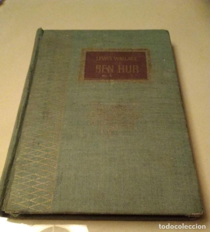 Libros de segunda mano: BEN HUR POR LEWIS WALLACE TESORO VIEJO EDICIONES RODEGAR - Foto 4 - 236735475